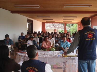 Rendición de Cuentas en municipio de Inzá