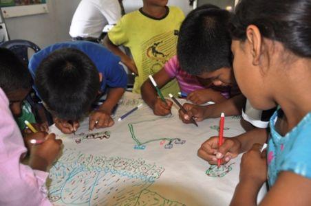 Mapas de Riesgo construidos participativamente