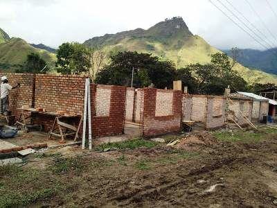 Proyecto de reasentamiento de vivienda Mesa de Togoima