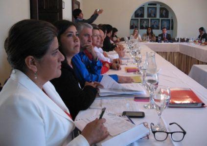 Consejo de Directivo de la CNK, abril 24 de 2014