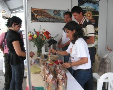 Café Tierradentro, en vitrina de comercialización