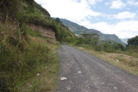 Vía Mesa de Togoima