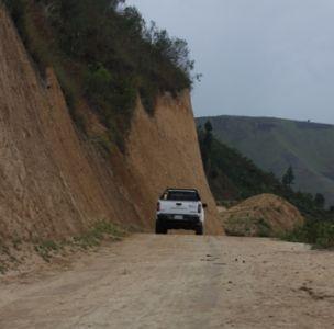 Vía Taravira- Guaquiyó