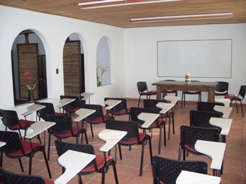 Hotel Albergue El Refugio – Salón de conferencias