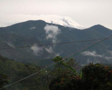 Volcán Nevado del Huila