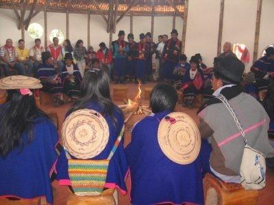 Tierradentro, como se conoce a la región se caracteriza por ser un territorio fundamentalmente indígena