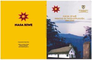 Caratula Nasa Kiwe - Proceso de Reconstrucción 1994 -2005