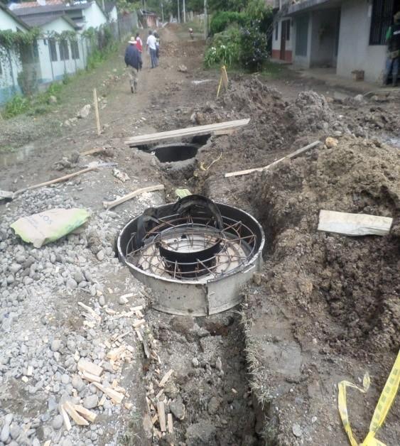 Chequeo hidráulico del sistema de acueducto y diseño de la Planta de Tratamiento de Agua Potable