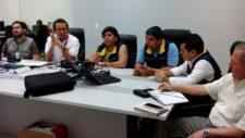Socialización de los avances de le Estrategia de Divulgación y Comunicación para la Gestión del Riesgo de Desastres, al equipo de la Unidad Nacional de Gestión del Riesgo de Desastres en el Huila.