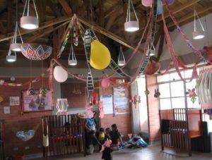 Infraestructura al servicio de la infancia