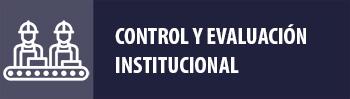 Control y Evaluación Institucional