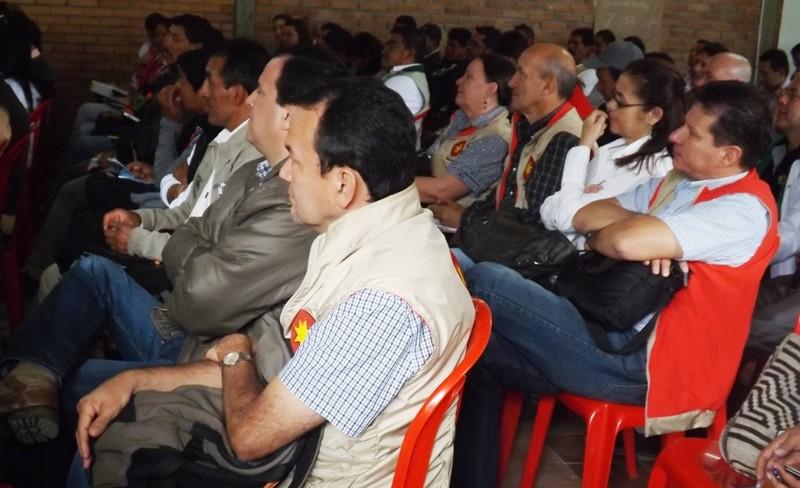 Nasa Kiwe partícipe de la construcción del CONPES Cauca