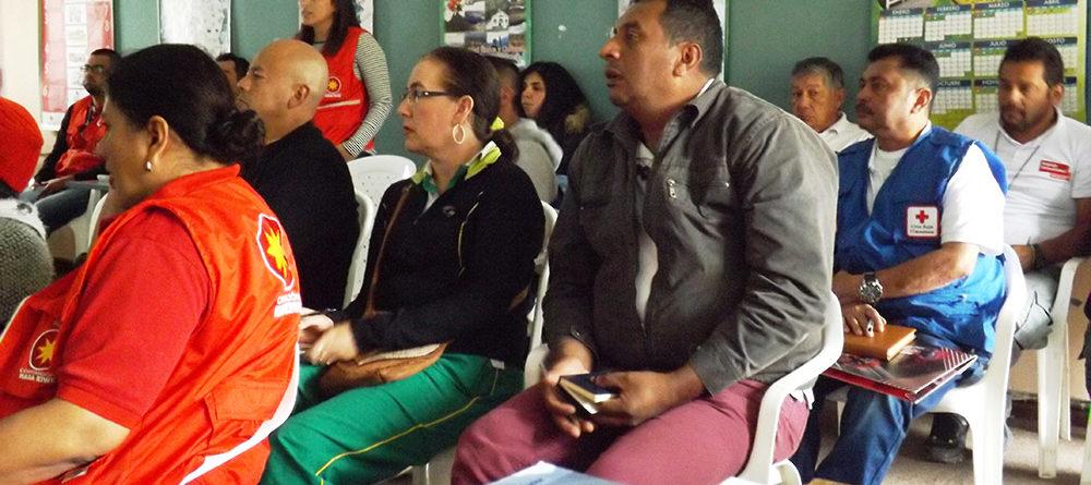 SOCIALIZADO ESTUDIO DE VULNERABILIDAD Y RIESGO CON EL CMGRD DE PÁEZ