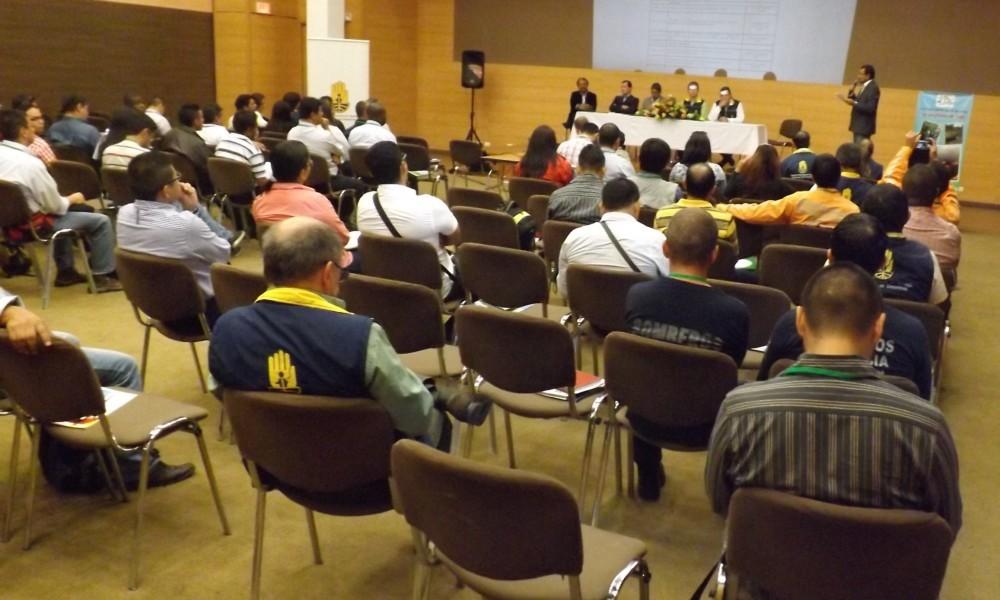 TRABAJO INTERINSTITUCIONAL PARA EL FORTALECIMIENTO DE LA GESTION DEL RIESGO DE DESASTRES