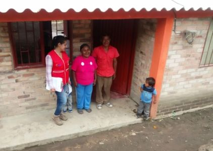 Cohetando, municipio de Páez, Cauca