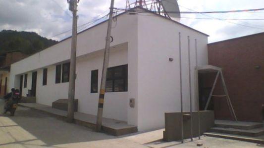 Reconstrucción Casa de Justicia en Toribío, departamento del Cauca