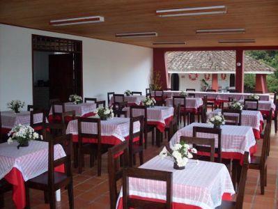 Comedor Hotel El Refugio