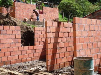 Construcción de viviendas para reubicación en el municipio de Páez