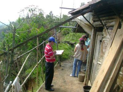 Gerencia integral para construcción de vivienda nueva en área rural
