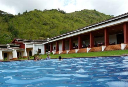 Piscina Hotel El Refugio