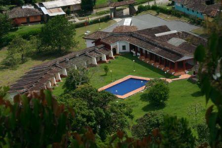 Panorámica Hotel El Refugio