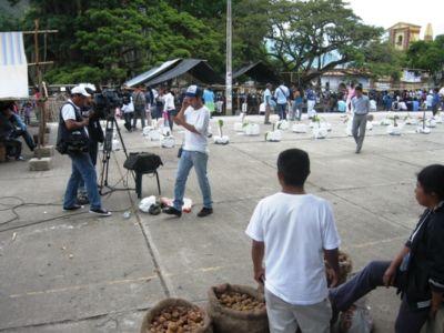 Panorámica de Toribío, julio 11 de 2012