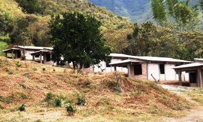 Proyecto de reubicación resguardo de Tálaga