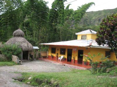 Posada turística, San Andrés de Pisimbalá