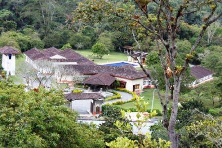 Hotel Albergue El Refugio, Inzá