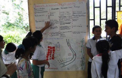 La Gestión del Riesgo, un proceso participativo