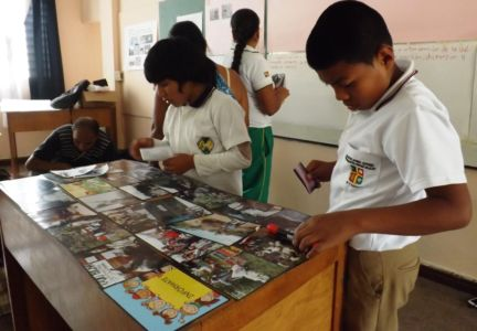Materiales pedagógicos para la Gestión Social del Riesgo de Desastres