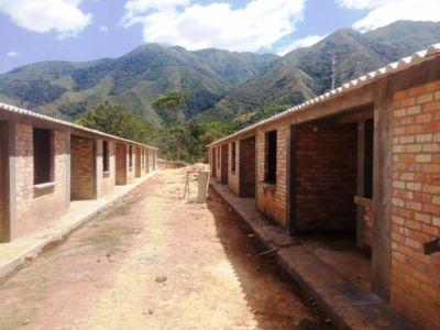 Proyecto de reubicación de vivienda en Mesa de Belalcázar, Páez