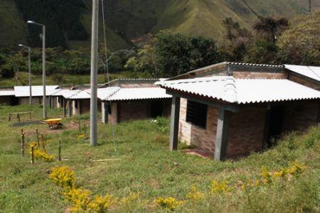 Electrificación proyecto de reubicación Tálaga