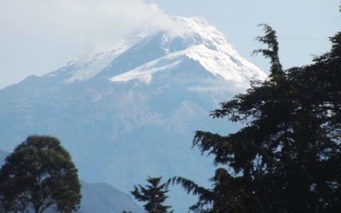 Volcán Nevado del Huila, 2015