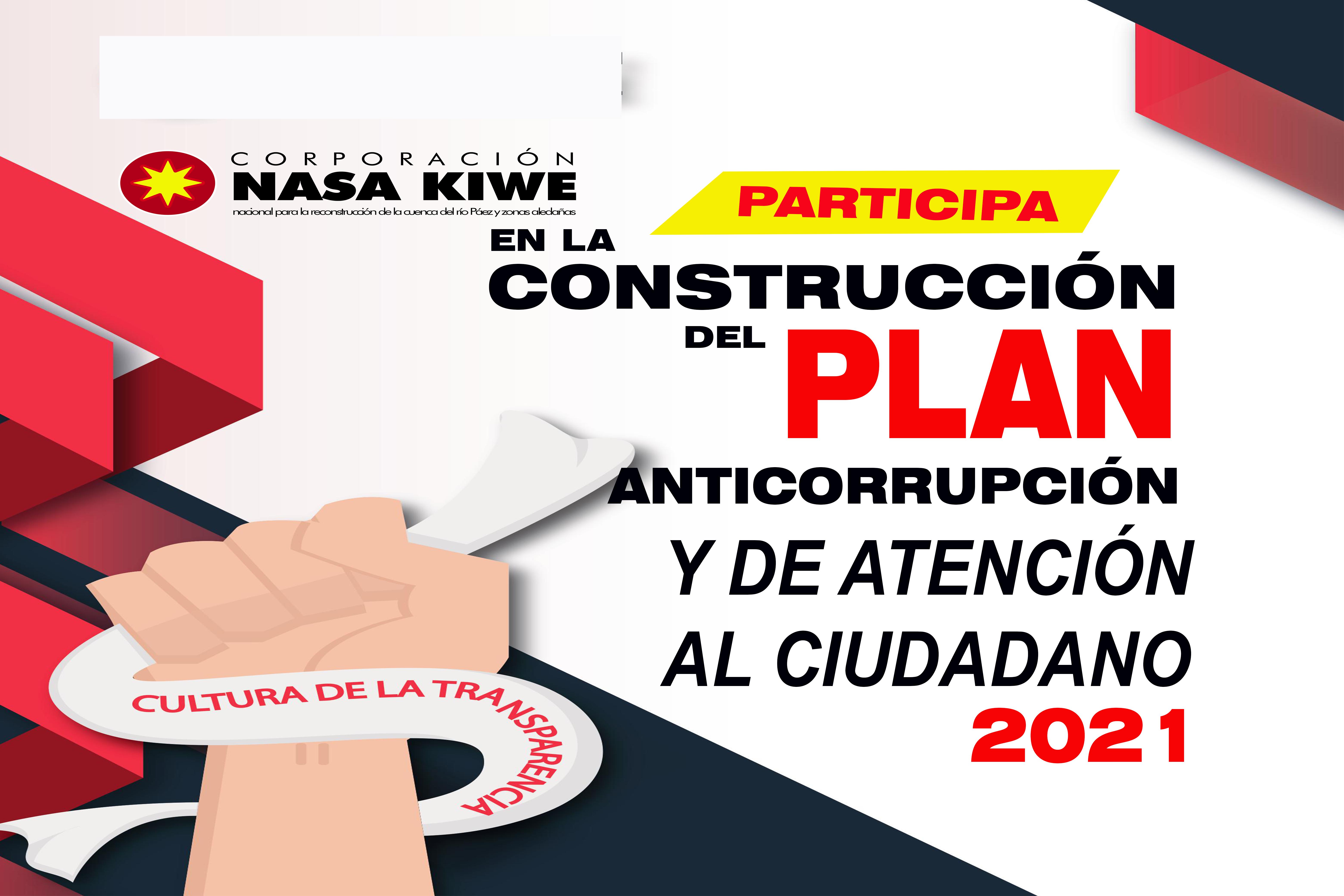 Construcción Plan Anticorrupción