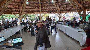 Comunidades indígenas del CRIC