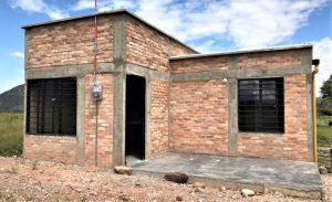 Nueva casa en Tesalia, departamento del Huila.