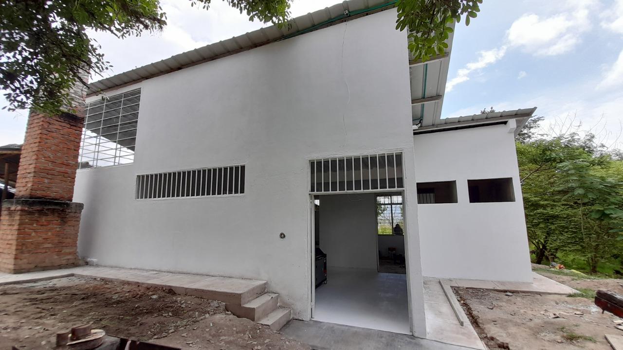 Trapiches paneleros en Itaibe y La Topa