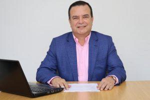 John Diego Parra Tobar, director general Corporación Nasa Kiwe.