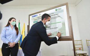 Convenio de vivienda firmado entre Fonvivienda y la Corporación Nasa Kiwe