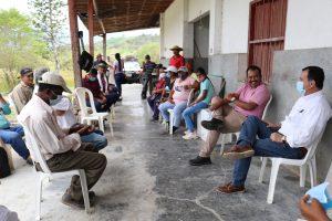 En Itaibe se desarrollan varios proyectos con inversión de la Corporación Nasa Kiwe
